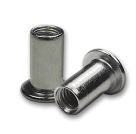 SHEREX CA HEAVY DUTY RIVET NUT FLAT HEAD SERIES