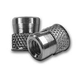 SHEREX CFW/CAW DIAMOND KNURLED 360 ° SWAGING SERIES